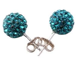 turquoise earrings studs swarovski earrings studs for women turquoise