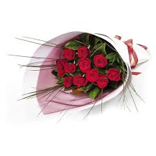 flowers gift say it with roses bunch of roses flowers nz interflora nz