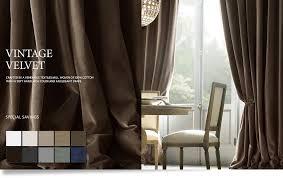 Ikea Velvet Curtains Sanela Curtains 1 Pair Grey 140x250 Cm Ikea Velvet Scalisi