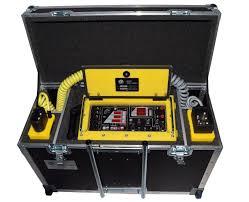 testing equipment for ground power units dekal load banks