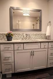 Bathroom Backsplash Tile Hallway Bathroom Remodel Before U0026 After Bath House And Small Tiles
