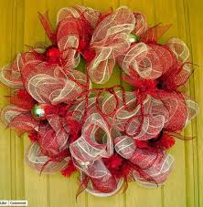 deco mesh ideas more beautiful deco poly mesh wreath ideas trendy tree