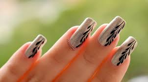 gel nail art designs step by step how you can do it at home