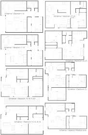 schalimar floor plans