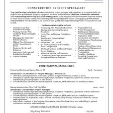 resume template administrative manager job specifications ri construction project manager resume exles photo construction