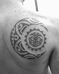 meaning of sun and moon sun moon tattoos what s their meaning