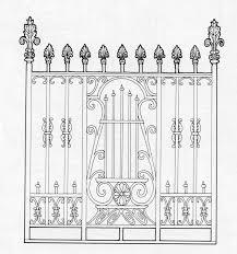 ornamental ironwork rensselaer county historical society