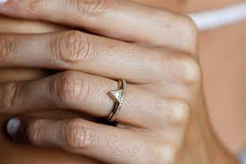 minimalist engagement ring 10 minimalist engagement rings for the modern brit