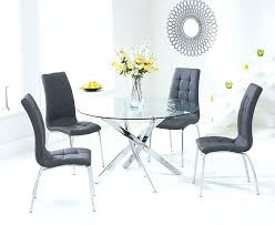Large Glass Dining Tables Cheap Glass Dining Table And Chair Sets U2013 Visualnode Info