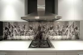 idee credence cuisine cuisines idee credence cuisine artistique en verre idée créance
