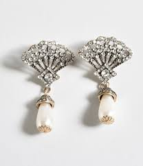 20s earrings 1920s jewelry styles fashion for flappers