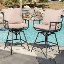 adjustable outdoor bar stools adjustable height outdoor bar stools swivel cushioned etc