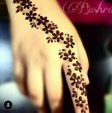 best 25 henna flower tattoos ideas on pinterest lotus flower