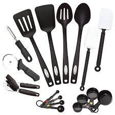 10 best cooking utensils for your kitchen 2017 bestviva farberware classic 17 piece gadget and tool set