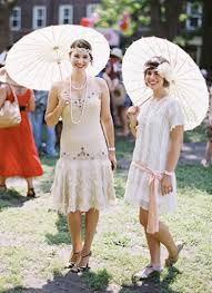 kick up your heels at this 20s style jazz age lawn party