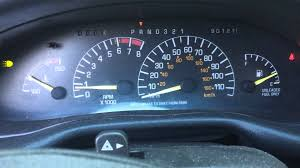 pontiac sunfire instrument cluster issue solved youtube
