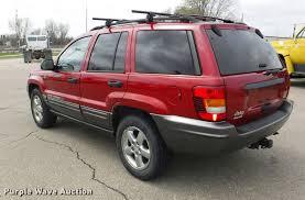 cherokee jeep 2004 2004 jeep grand cherokee laredo rocky mountain edition suv