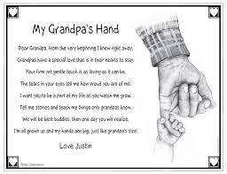 grandfather s the special bond between a grandfather and his grandchildchild is