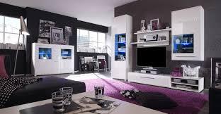 Wandfarben Ideen Wohnzimmer Creme Wohnzimmer In Grau Und Schwarz Gestalten 50 Wohnideen