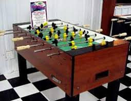 Foosball Table For Sale Bullseye Games