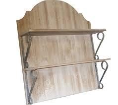 etagere meuble cuisine etagere murale meubles cuisine pin massif pas cher la remise