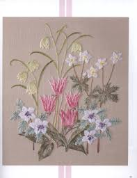 embroidery patterns japanese embroidery ebook flower