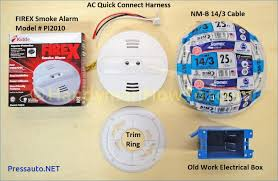 wiring a smoke alarm hardwired a download free printable