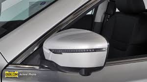 nissan rogue blind zone mirrors new 2017 nissan rogue sl sport utility in sunnyvale n11684