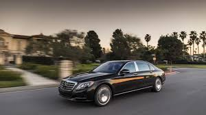 mercedes maybach 2015 2016 mercedes maybach s600 detailed in new photos