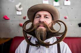 hair style chionship beard world chionships best beard 2017