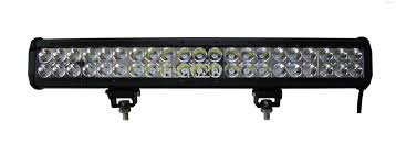 Auto Led Light Bar 126w 20 Inch Stainless Steel Bar Used Atvs Suv