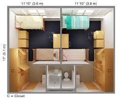 csu building floor plans suite room floor plan top view csu 5 town todo pinterest room