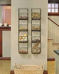kitchen wall storage ideas best 25 wall racks ideas on bathroom stuff room