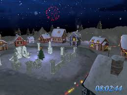 halloween 3d screensaver christmas land 3d screensaver be prepared for the coming christmas