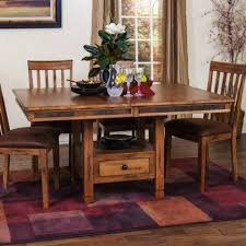 dining tables round tile top dining table 7 piece counter height