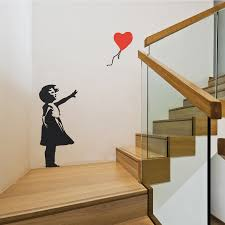 banksy home decor wall stickers banksy image collections home wall decoration ideas