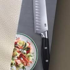 oliver kitchen knives oliver santoku knife kitchen appliances on carousell