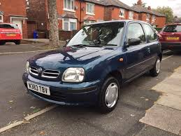 nissan micra for sale gumtree 2000 nissan micra 1 0 profile 16v 7 months mot 42k in
