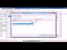 membuat database baru di sql server tutorial membuat database tabel di sql server 2008 youtube