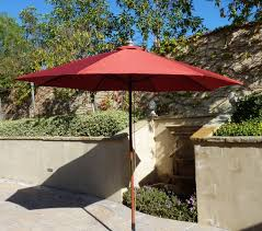 Sun Garden Easy Sun Parasol Replacement Canopy by Amazon Com 9ft Umbrella Replacement Canopy 8 Ribs In Brick Red