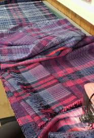 Fabric Rug 41 U2013 Magic Carpet Ride Rag Rug Weaving