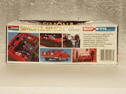 79 camaro model car 1983 simon and simon chevrolet camaro z28 model car kits hobbydb