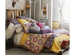 Bohemian Style Comforters Bedroom Hippie Bedroom Themes Bohemian Floor Bed Bohemian Style