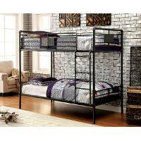 Wood Metal Upholstered Bunk Beds Furniture RC Willey - Upholstered bunk bed