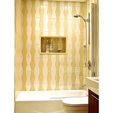 designs splendid frameless bath shower screen 116 x hinged