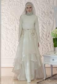 Wedding Dress Murah Jakarta Baju Nikah Dan Veil Nikah 2014 Hijab Bride Muslim Wedding Dress