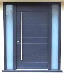 Plain Exterior Doors Cool Ideas Modern Exterior Door Plain Modern Exterior Doors