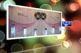 wedding backdrop design wedding backdrop drapery design