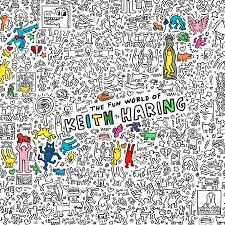 giant coloring keith haring omy omy5gc kh concept store