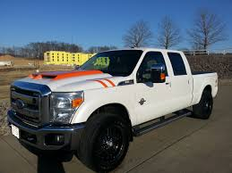 Ford F250 Used Truck Bed - 11 16 super duty type iv ram air hood